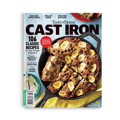 Cast Iron (Winter 2021)