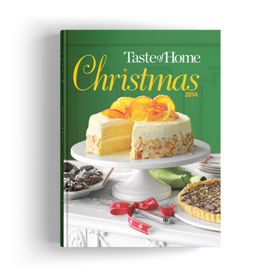 Taste of Home Christmas (2014)