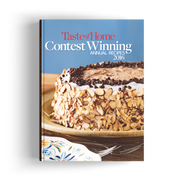 Contest Winning Annual Recipes (2016)