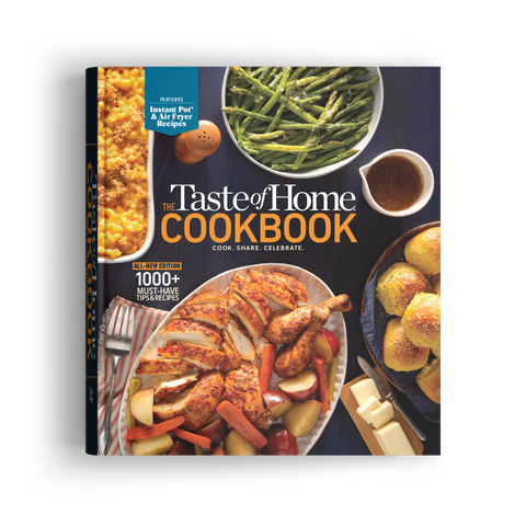 Taste of Home Cookbook (5th Edition)