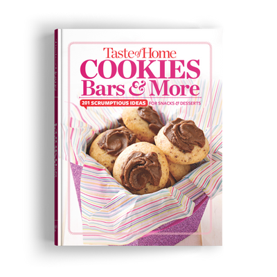 Cookies, Bars & More