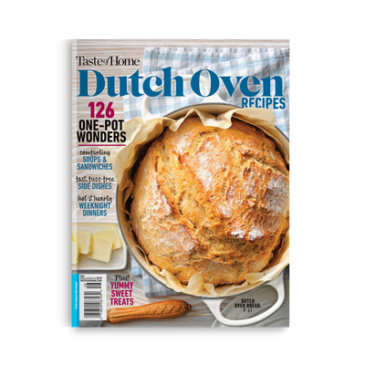 Dutch Oven Recipes (Winter 2021)