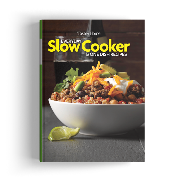 Everyday Slow Cooker & One Dish Recipes (2018)