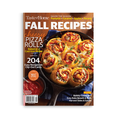 Fall Recipes (2020)