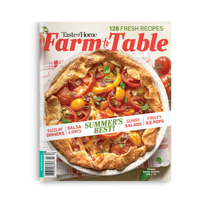 Farm to Table (Summer 2020)