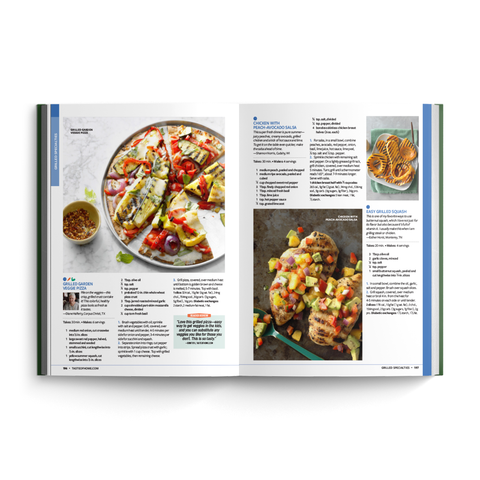 Healthier Cooking Annual Recipes (2020)
