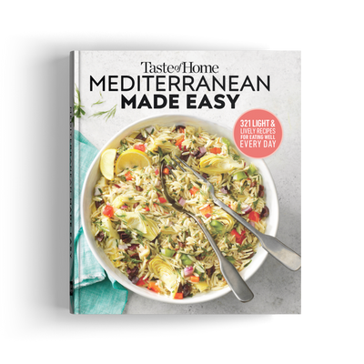 Mediterranean Made Easy
