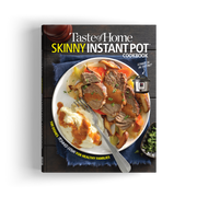 Skinny Instant Pot® Cookbook