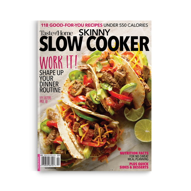 Skinny Slow Cooker (2018)