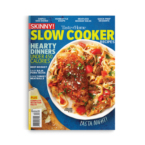 Skinny Slow Cooker (2019)