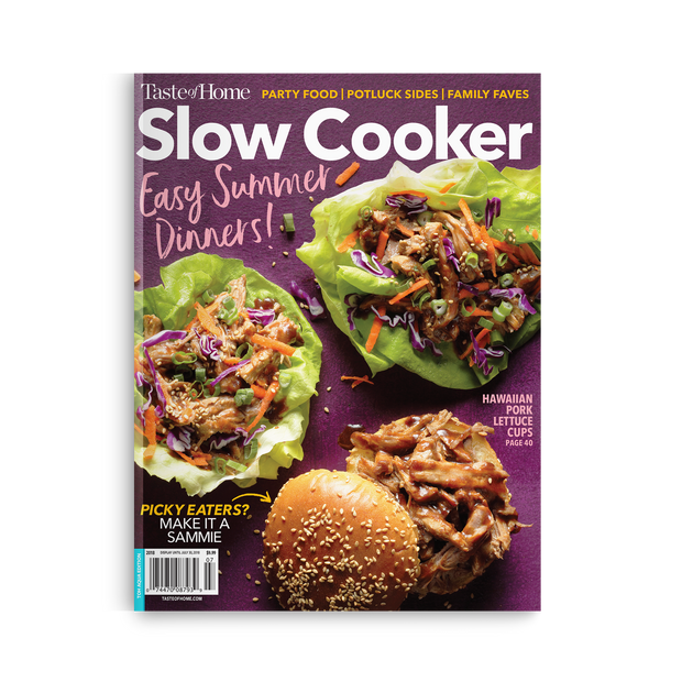 Slow Cooker (2018)