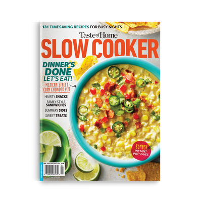 Slow Cooker (Summer 2020)