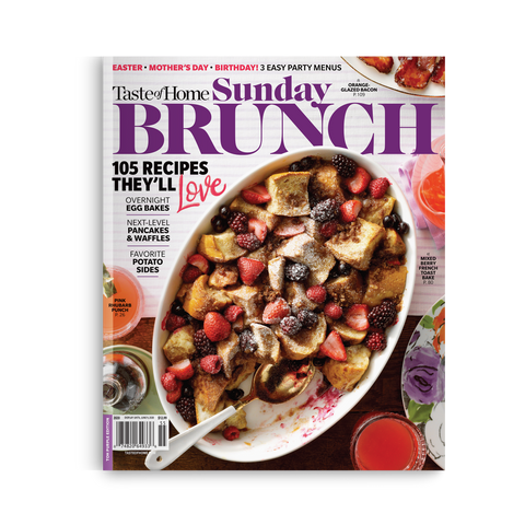 Sunday Brunch (Spring 2020)