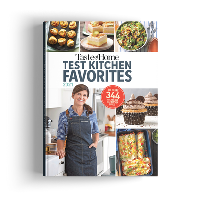 Test Kitchen Favorites 2021