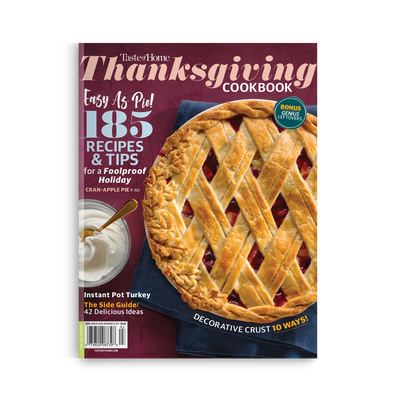Thanksgiving Cookbook (2019)