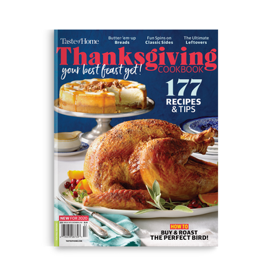 Thanksgiving Cookbook (Fall 2020)
