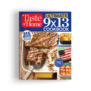 Ultimate 9x13 Cookbook