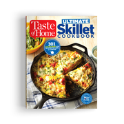 Ultimate Skillet Cookbook
