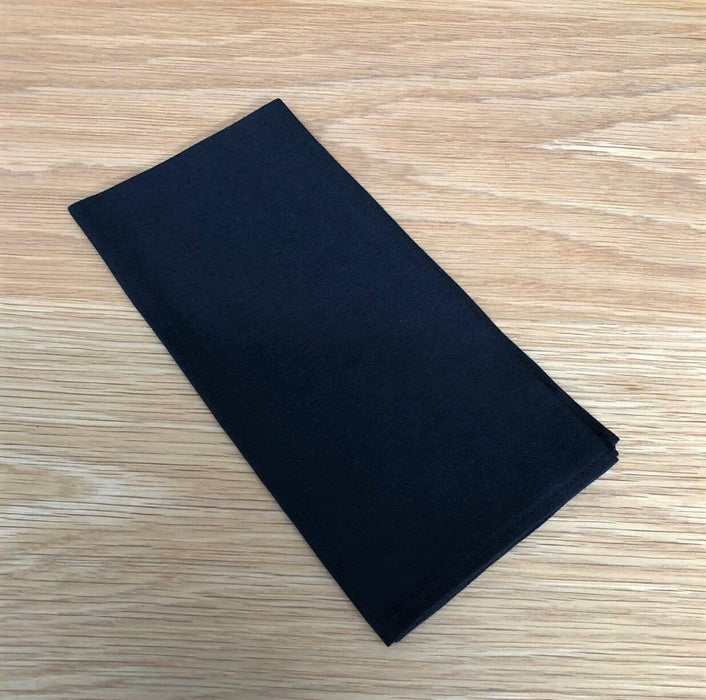 Licorice Napkins (Set of 4)
