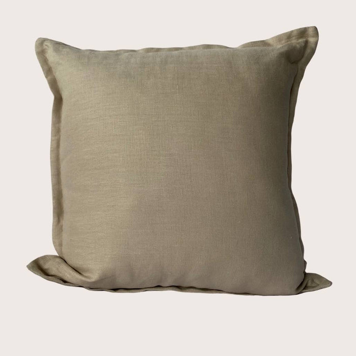 The Kate Linen Cushion - String