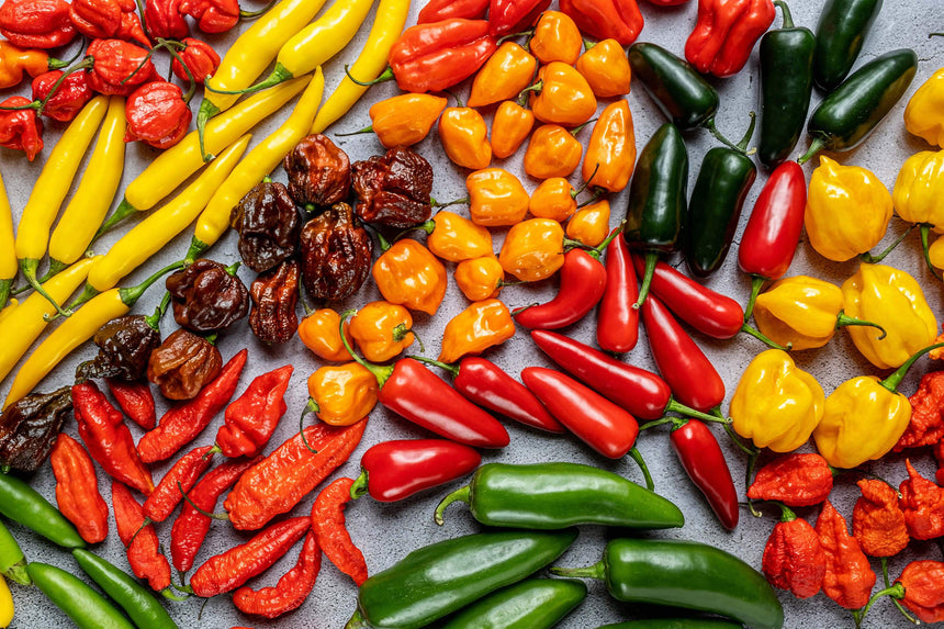 Chili Peppers 101:  How to use them & health facts