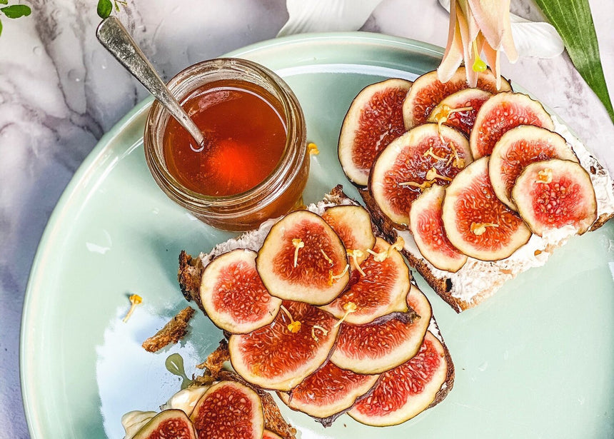 EASY SOURDOUGH FIG TOAST