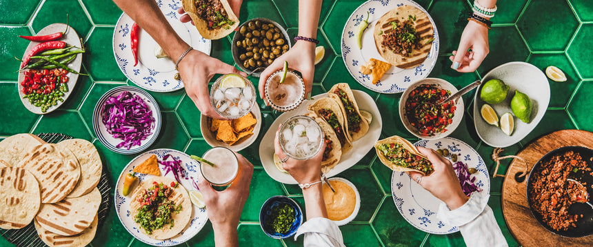 How to host the Perfect Taco Party!