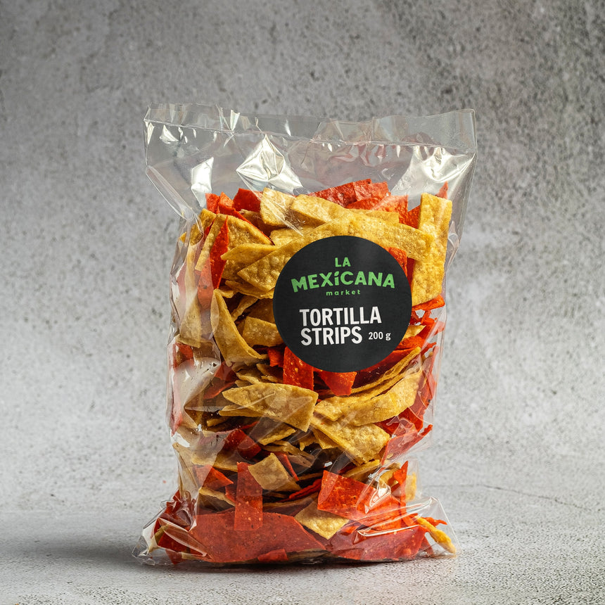 Fried Tortilla Strips (200g)