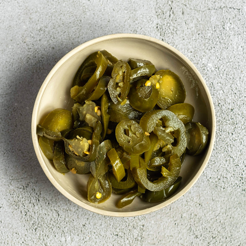 Pickled Jalapeños peppers