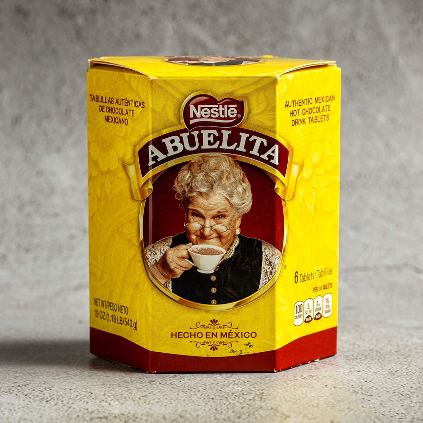 Abuelita Mexican Hot Chocolate Drink Tablets