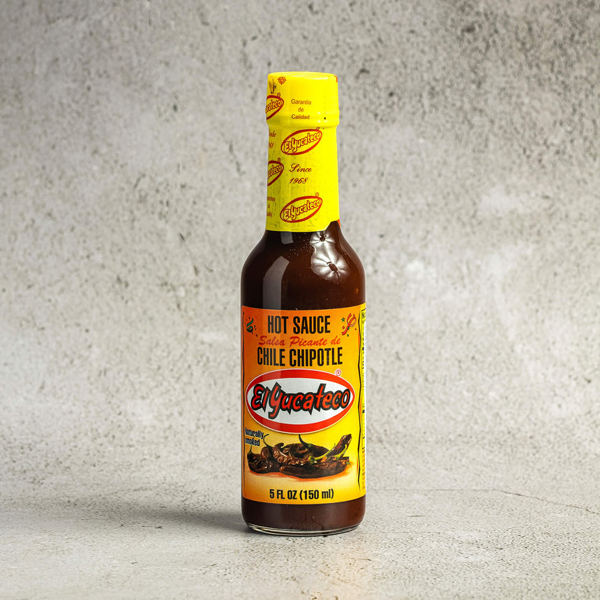 El Yucateco - Salsa Picante de Chile Chipotle