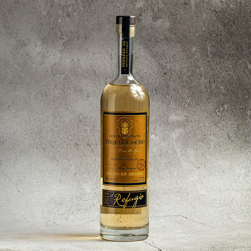 Ocho Tequila Anejo Single State