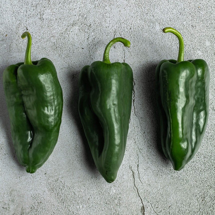 Fresh Poblano (1 piece)