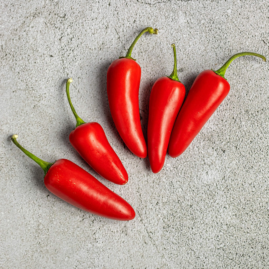 Jalapeño Red | 200g