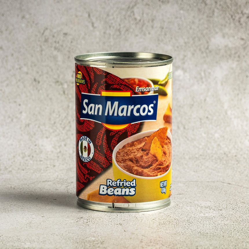San Marcos Refried Beans