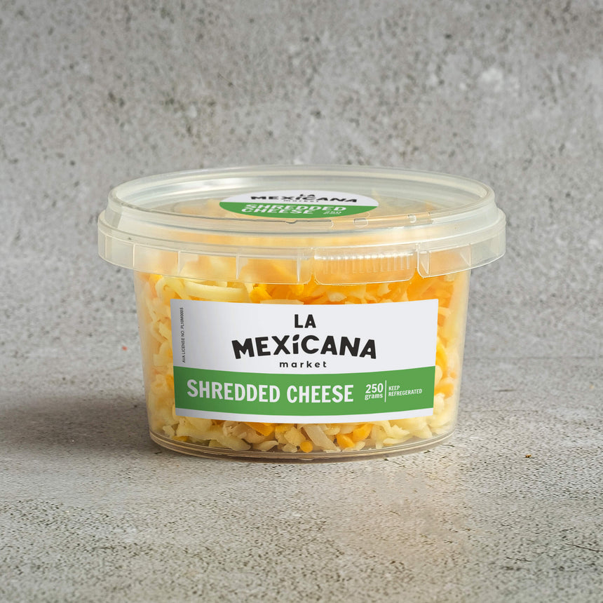 Shredded Mixed Cheese