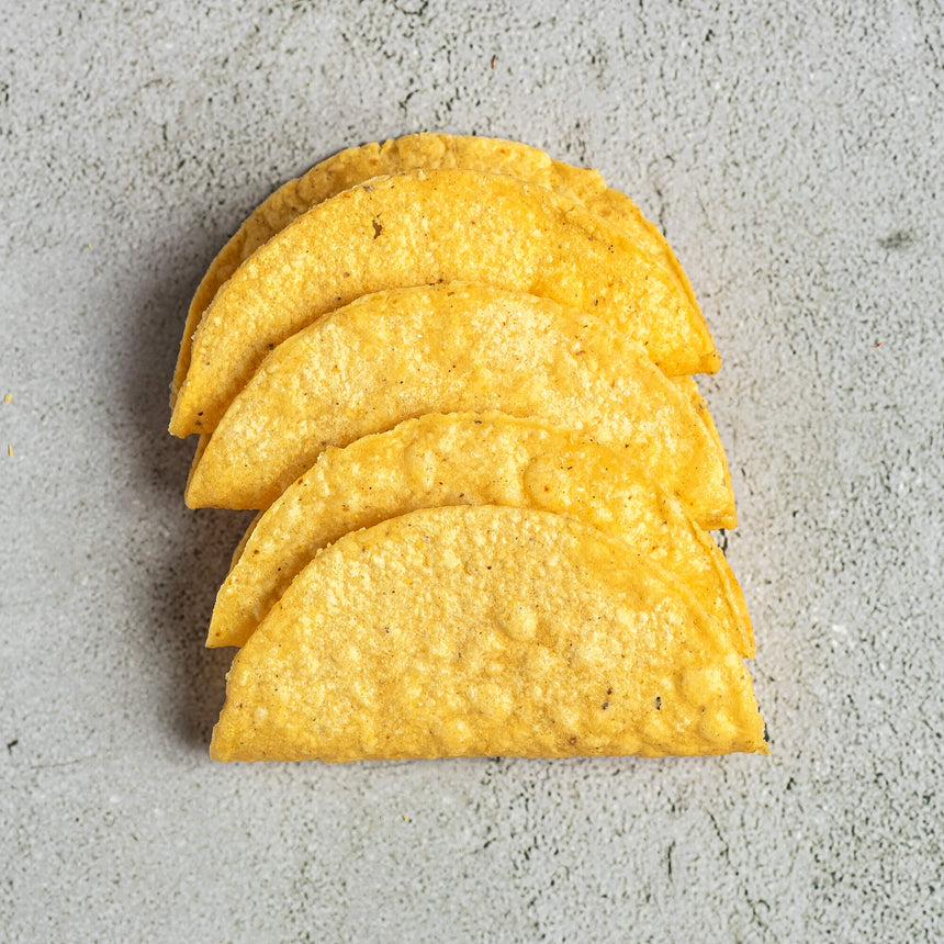 Corn Taco Shells (10 pieces)