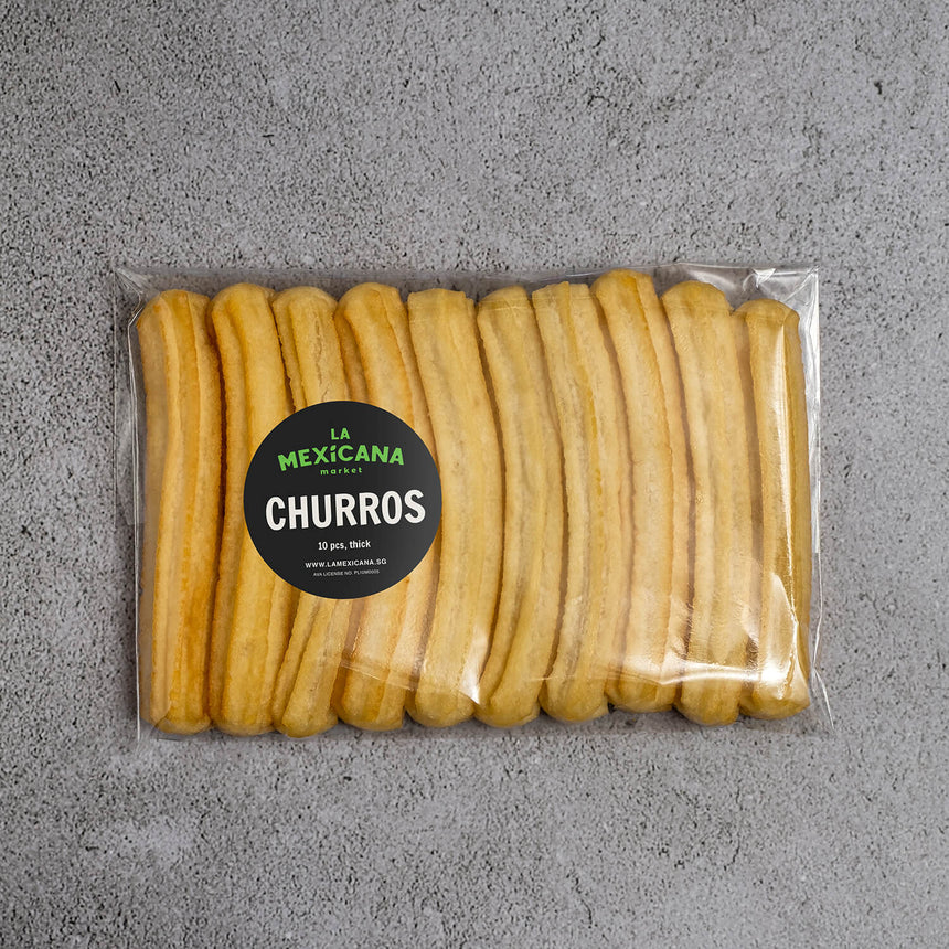 Churros Thick | 10pcs