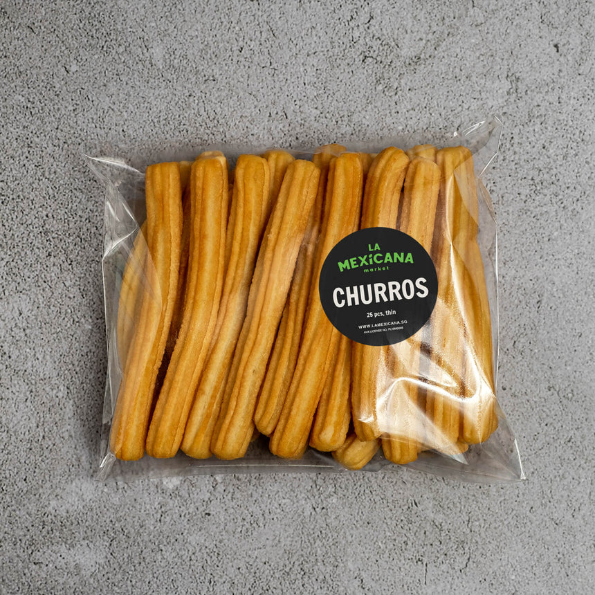 Churros Thin | 25pcs