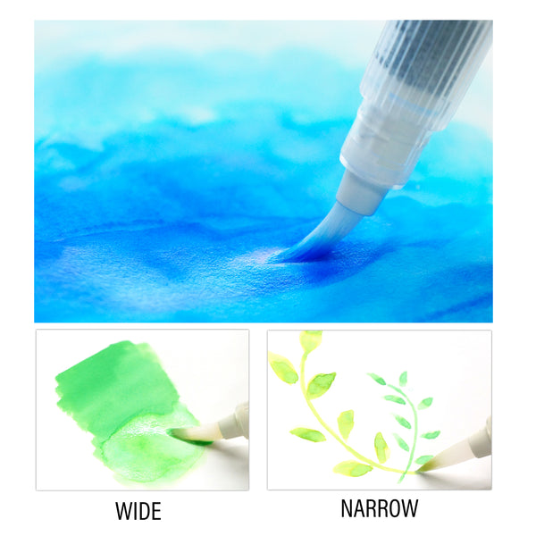 Zig Watercolor Brush2O-Large