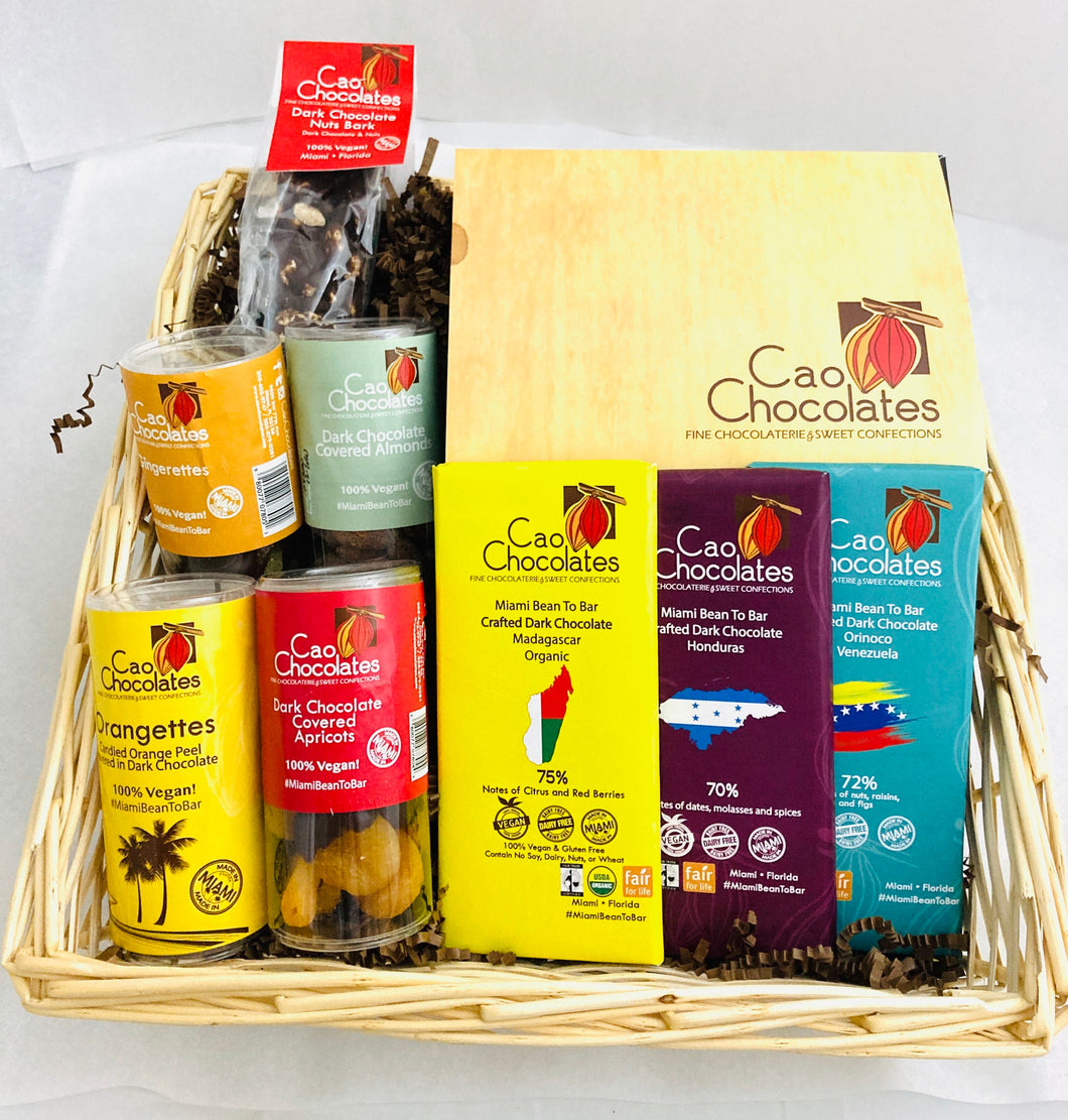 Extra Large Chocolate Gift Basket