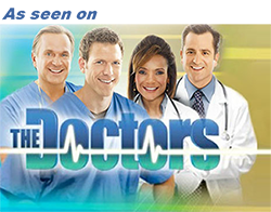 "As seen on TV ""The Doctors Deals"""
