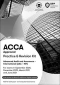 Load image into Gallery viewer, BPP ACCA set of 2 ebooks - AAA Advanced Audit & Assurance Intl P7. (Sep 20-June 21). - Eduyush