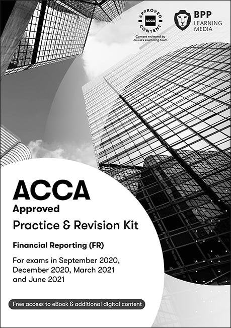 BPP set of 2 ebooks - ACCA F7 Financial Reporting for Sep 20-June 21 exams - Eduyush