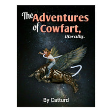 Load image into Gallery viewer, The Adventures of Cowfart Literally