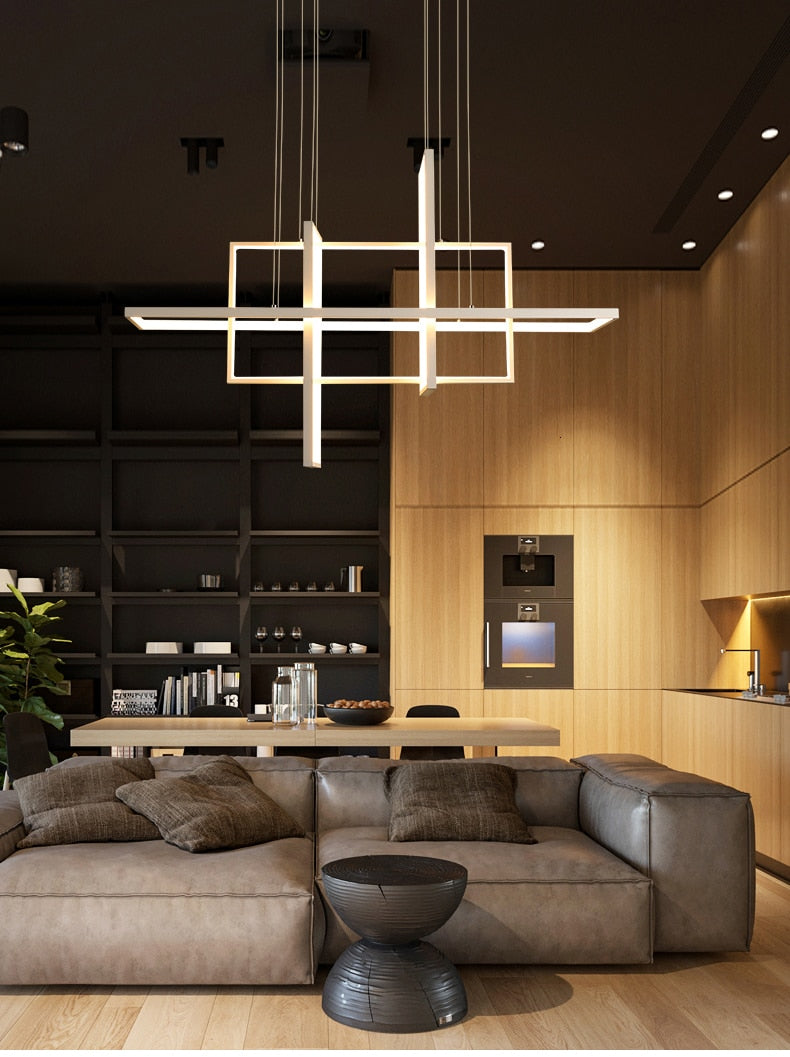 Nordic Modern Led Pendant Lights