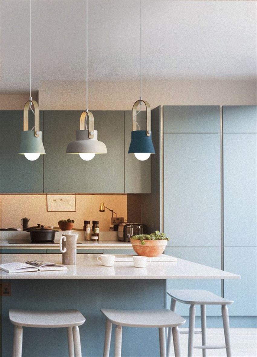 Nordic Loft LED Pendant Lights