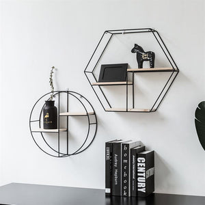 Nordic Wall Storage Holder Rack