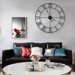Roman Numeral Round Wall Clocks