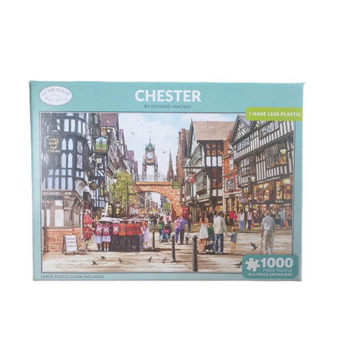 Chester Jigsaw Puzzle - 1000 Pieces